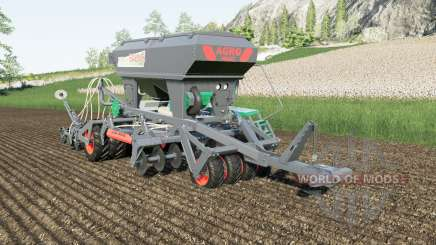 Agro-Masz Salvis 3800 multicolor para Farming Simulator 2017