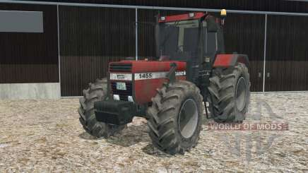 Case IH 1455 XL dirt skin para Farming Simulator 2015