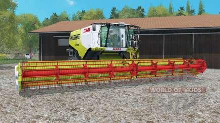 Claas Lexion 780 la rioja para Farming Simulator 2015