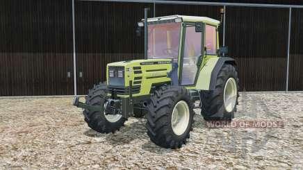 Hurlimann H-488 Turbo fronladerkonsole para Farming Simulator 2015