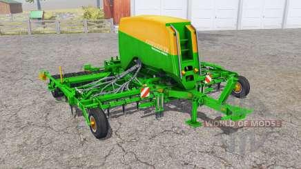Amazone Cayena 6001 equipped with fertilizer para Farming Simulator 2013