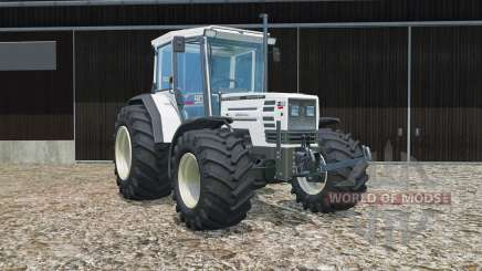 Hurlimann H-488 Turbo tires were widened para Farming Simulator 2015