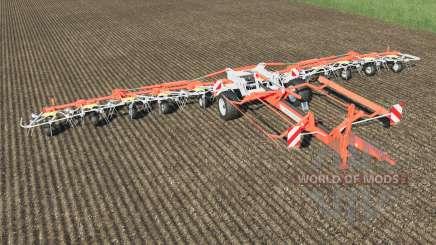 Pottinger Hit 12.14 T increased speed to 38 km-h para Farming Simulator 2017