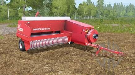Welger AP 730 para Farming Simulator 2017