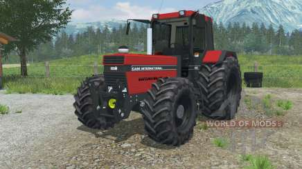 Case International 1455 XL tall poppy para Farming Simulator 2013