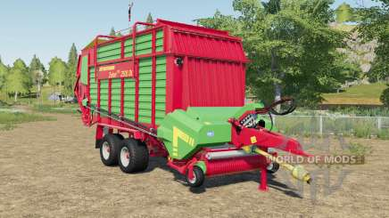 Strautmann Zelon CFS 2501 DO with more volume para Farming Simulator 2017