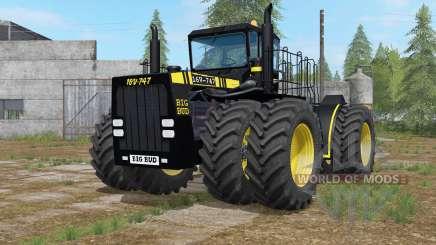 Big Bud 16V-747 black&yellow para Farming Simulator 2017
