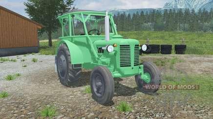 Zetor 50 Super para Farming Simulator 2013