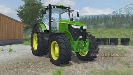 John Deere 7260R para Farming Simulator 2013