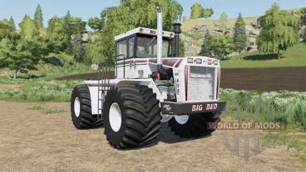 Big Bud 600-50 para Farming Simulator 2017