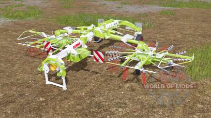 Claas Liner 2700 fixed bug with wheels para Farming Simulator 2017