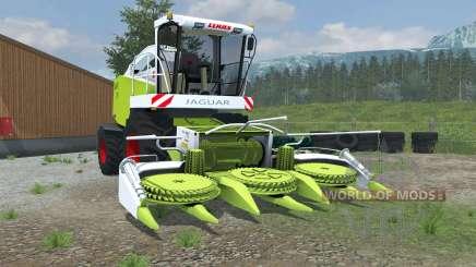 Claas Jaguar 870 para Farming Simulator 2013