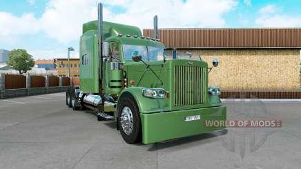 Peterbilt 389 v2.2.5 para Euro Truck Simulator 2