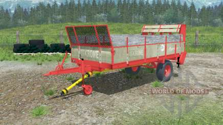 Krone Optimat 3.5 para Farming Simulator 2013