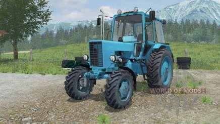 MTZ-82 Bielorrússia animados, peças de motor para Farming Simulator 2013