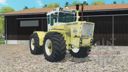 Raba-Steiger 250 with clean and dirty textures para Farming Simulator 2015