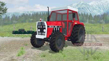 IMT 590 DV vivid red para Farming Simulator 2013