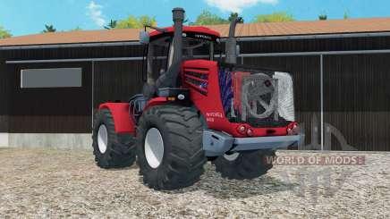 Kirovets K-9450 vermelho brilhante para Farming Simulator 2015