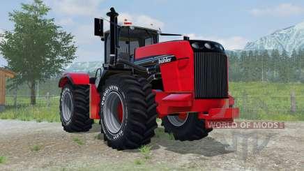 Buhler Versatile 535 animated steering wheel para Farming Simulator 2013