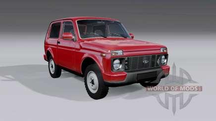 Lada 4x4 Urban (21214-57) 2014 para BeamNG Drive