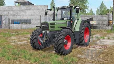 Fendt Favorit 500 C Turbomatik para Farming Simulator 2017