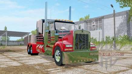 Kenworth W900 fixed cameras para Farming Simulator 2017
