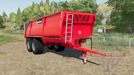 Sodimac Xeal 7329&8832 para Farming Simulator 2017