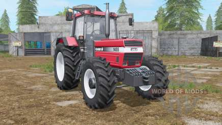 Case IH 1455 XL modified exhaust smoke para Farming Simulator 2017