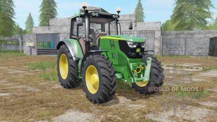 John Deere 6M-series full washable para Farming Simulator 2017