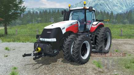 Case IH Magnum 340 twin wheel para Farming Simulator 2013