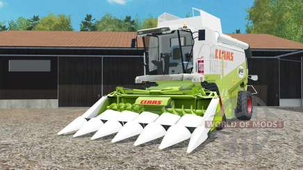 Claas Lexion 480 working animation and lighting para Farming Simulator 2015