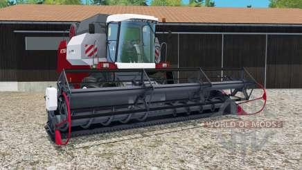 Vetor de 420 vermelho escuro para Farming Simulator 2015