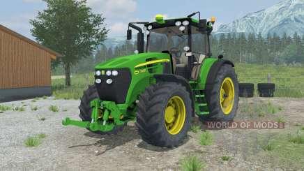 John Deere 7930 manual ignition para Farming Simulator 2013