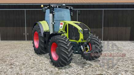 Claas Axion 950 android green para Farming Simulator 2015