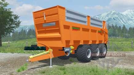 Vaia NL 27 princeton orange para Farming Simulator 2013