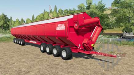 Bromar Mother Bin para Farming Simulator 2017