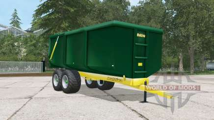 Multiva TR 190 county green para Farming Simulator 2015