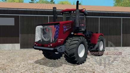Kirovets K-9450 vermelho para Farming Simulator 2015