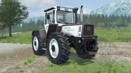 Mercedes-Benz Trac 1600 Turbo automatic wipers para Farming Simulator 2013