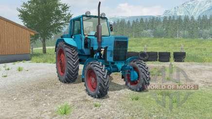 MTZ-82 Bielorrússia para conectar uma unidade completa para Farming Simulator 2013