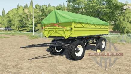 Fortschritt HW 80 with other tires to choose para Farming Simulator 2017