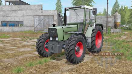 Fendt Farmer 307&309 LSA Turbomatik para Farming Simulator 2017