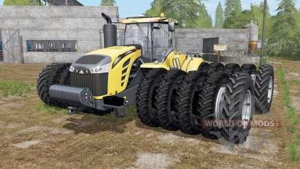 Challenger MT900E with 20 wheels para Farming Simulator 2017