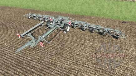 Pottinger Hit 12.14 T multicolor para Farming Simulator 2017