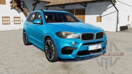 BMW X5 M (F85) 2015 para Farming Simulator 2017