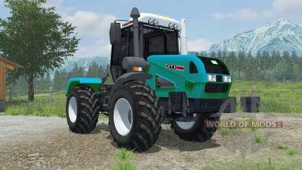 HTZ-17222 realista de exaustão de fumaça para Farming Simulator 2013