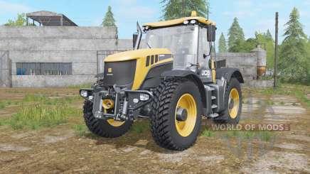 JCB Fastrac 3200 Xtra with Nokian tires para Farming Simulator 2017