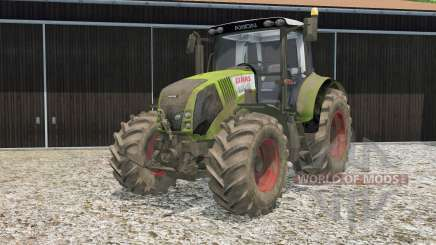 Claas Axion 820 para Farming Simulator 2015