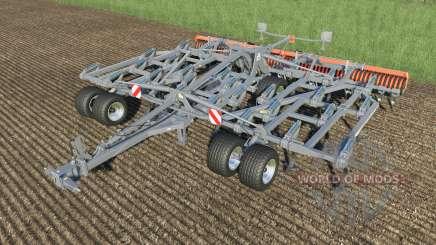 Amazone Cenius 8003 cultivator and plow version para Farming Simulator 2017