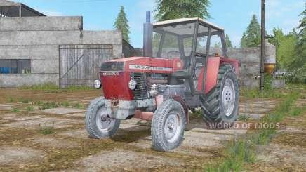 Ursus C-385 animations pedals para Farming Simulator 2017